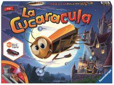Ravensburger gra planszowa La Cucaracula