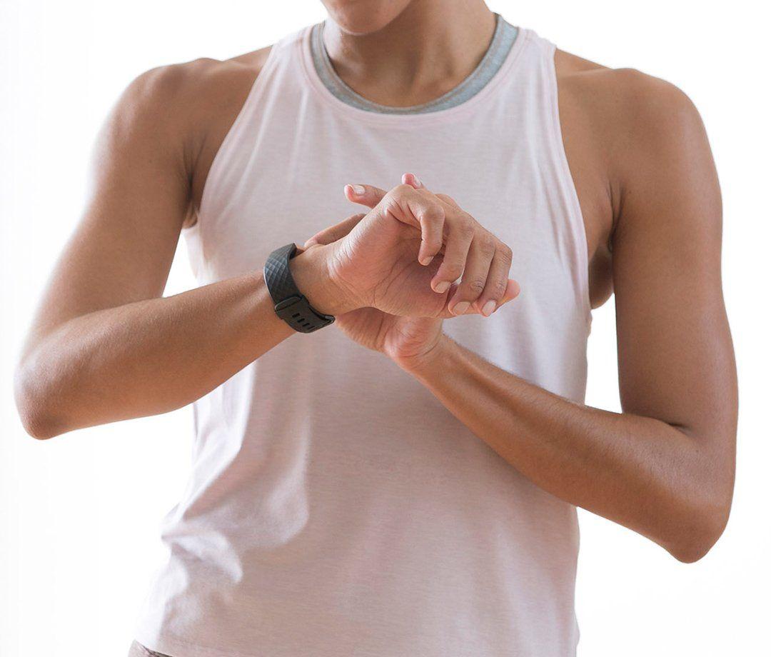 Aktivna zapestnica Fitbit Charge 3