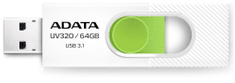Adata 64GB USB 3.1 UV320 (AUV320-64G-RWHGN)
