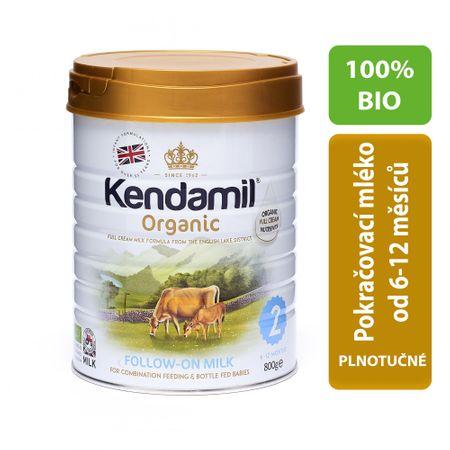 Kendamil 100 % BIO pokračovací mléko 2 800 g