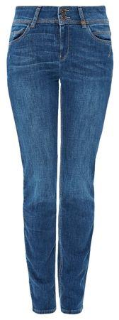 s.Oliver jeansy damskie 34/30 niebieskie