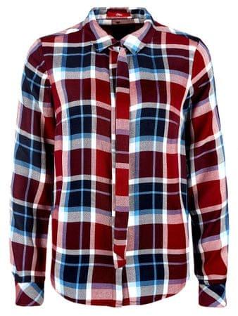 s.Oliver koszula damska 34 czerwona