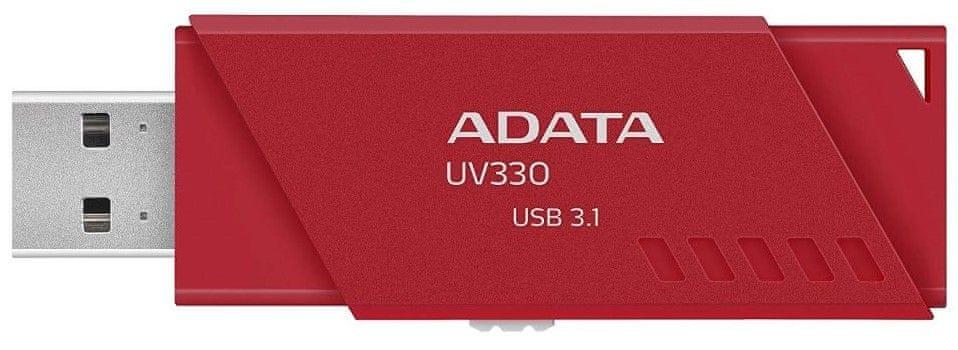 Adata Flash Disk 64GB USB 3.1 UV330 (AUV330-64G-RRD)