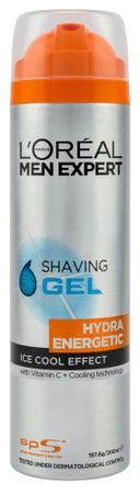 Loreal Paris gel za brijanje s učinkom hlađenja Men Expert Ice-Effect