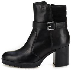 Geox buty za kostkę damskie Remigia Np Abx