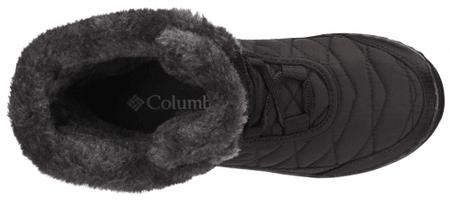 Columbia dívčí sněhule Youth Minx Mid III Wp Omni-Heat 37 černá ... 16254ab265