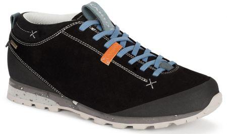 Aku moški čevlji Bellamont II Suede GTX Black L. Blue, 6 (39,5)