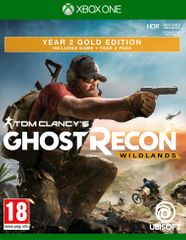 Ubisoft igra Ghost Recon Wildlands Year 2 Gold Edition (Xbox One)