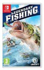 Ubisoft igra Legendary Fishing (Switch)