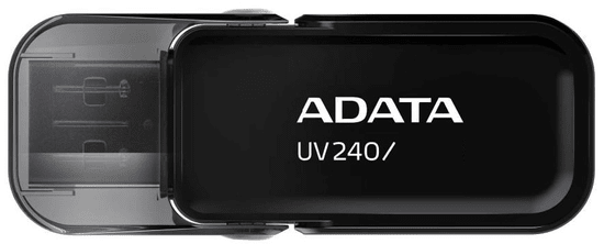 A-Data pendrive 64GB USB 2.0 UV240 (AUV240-64G-RBK)