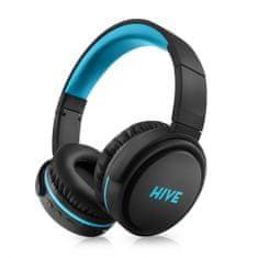 Niceboy HIVE XL bezdrátová sluchátka, černá - použité