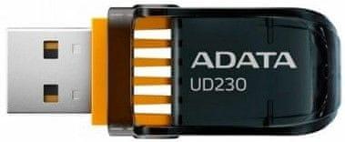 Adata 64GB USB 2.0 UD230 (AUD230-64G-RBK)