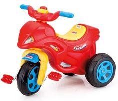 DOLU Dětská motorka šlapací