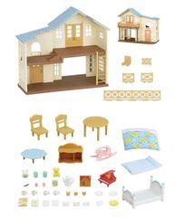 Sylvanian Families Dárkový set - Domeček Hillcrest