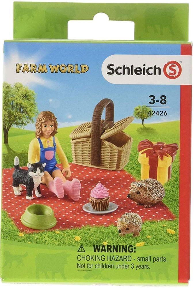 Schleich Narozeninový piknik 42426