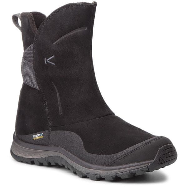 4910e644138 KEEN Winterterra Lea Boot Wp W Black Raven 41