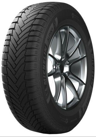Michelin ALPIN 6 215/55 R17 94 V - zimní pneu