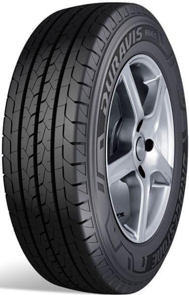Bridgestone Duravis R660 215/75 R16 C 113 R - letní pneu