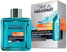 Loreal Paris losjon po britju Men Expert Ice Impact, 100 ml