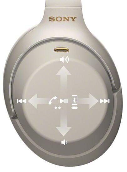 Sony WH-1000xm3 bezdrátová sluchátka, model 2018
