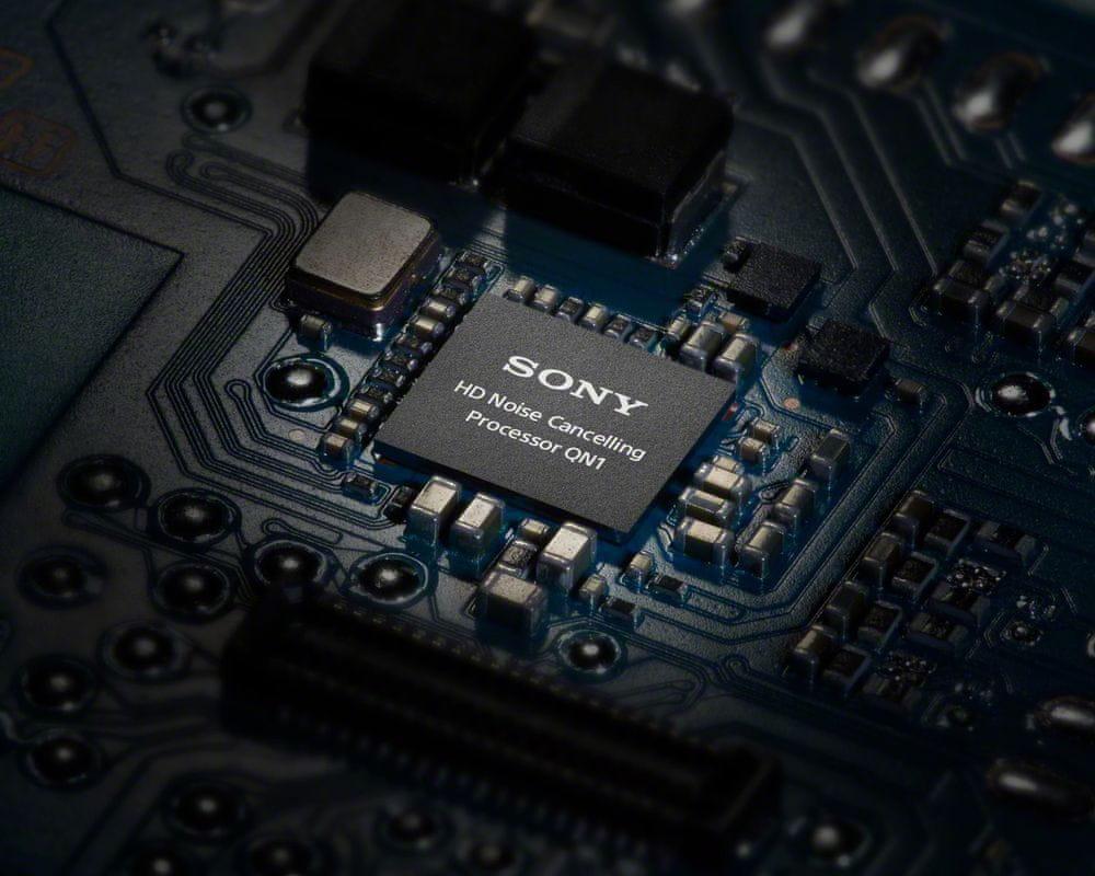 Sony WH-1000xm3 bezdrátová sluchátka, stříbrná, model 2018
