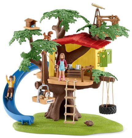 Schleich Dom na dobrodružnom strome 42408