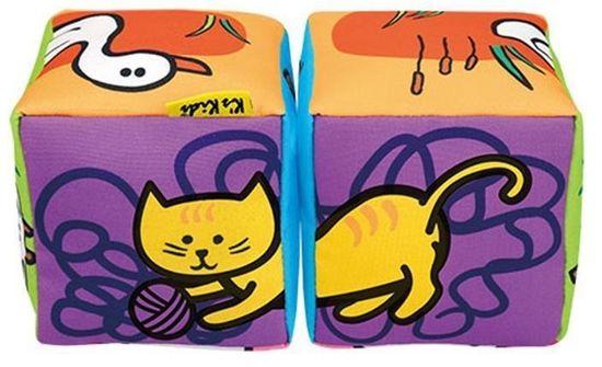 K´s Kids zabavne kocke, živali