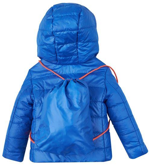 Garnamama Chlapecká sbalitelná bunda