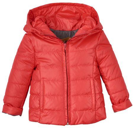 Garnamama otroška jakna z nahrbtnikom, 92-98, rdeča