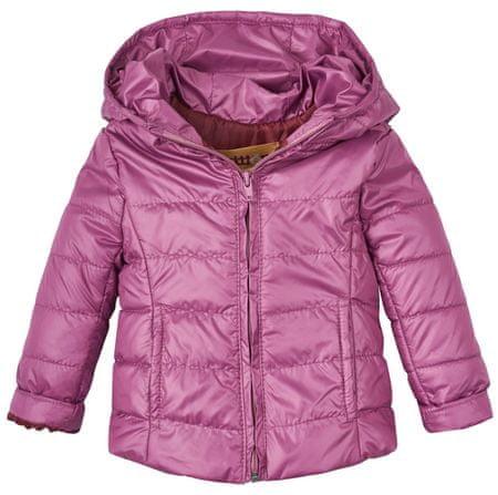Garnamama składana kurtka dziecięca 92 - 98 różowa