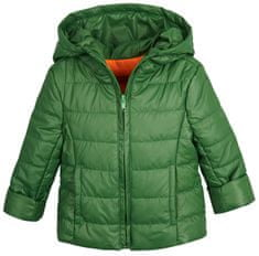 Garnamama Chlapecká sbalitelná bunda batůžek