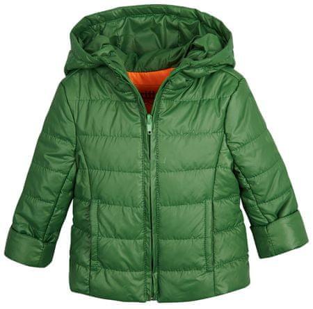Garnamama otroška jakna z nahrbtnikom, 92-98, zelena