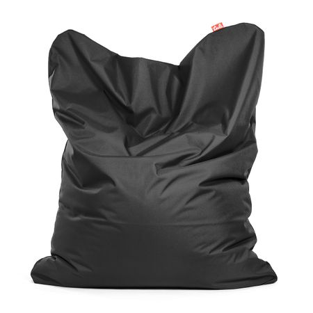 TULI Sedací vak Sofa polyester tmavo sivá