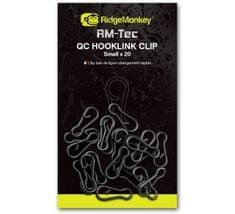 RIDGEMONKEY Rychlovýměnný Klip Quick Change Hooklink Clip