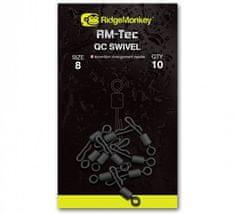 RIDGEMONKEY Rychlovýměnný Obratlík Quick Change Swivel