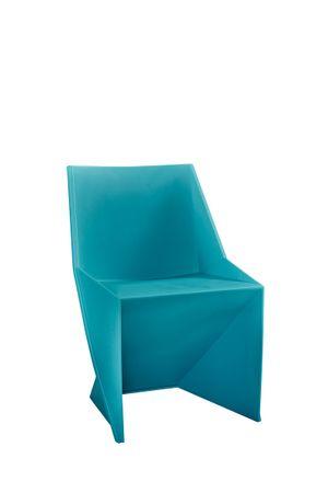 Mørtens Furniture Jídelní židle Faste, modrá