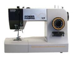 TOYOTA maszyna do szycia Power Fabriq 17