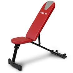 DUVLAN Posilovací lavice Sit Up