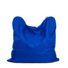 TULI Sedací vak Smart polyester modrá