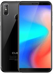 Cubot J3 Pro, Dual SIM, črn