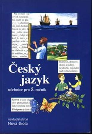 kolektiv autorů: Český jazyk 5 – učebnice, původní řada