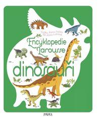 Bézuelová Sylvie: Encyklopedie Larousse - dinosauři
