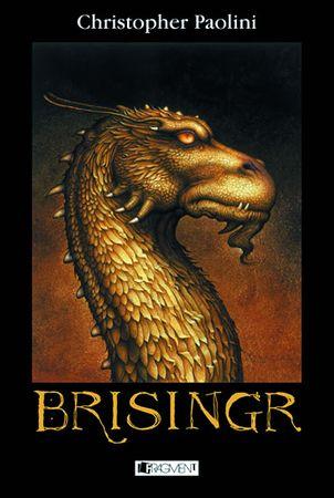Paolini Christopher: Brisingr – brož.
