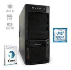 mimovrste=) namizni računalnik Nitro2 i5-8400/8GB/SSD240GB/FreeDOS (ATPII-PF7-7730)