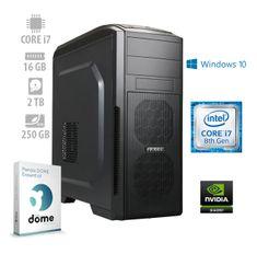 mimovrste=) namizni računalnik Workstation i7-8700/16GB/SSD250GB+2TB/Quadro/W10P