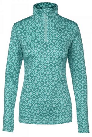 Loap ženski pulover Midi, S, turkizen