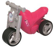 BIG Odstrkovadlo BIG Girlie Bike růžové