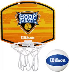 Wilson Mini Hoop Fanatic Bskt Kit