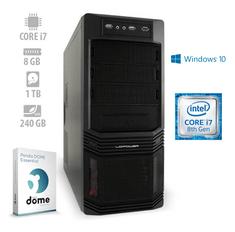 mimovrste=) namizni računalnik Business i7-8700/8GB/SSD240GB+1TB/W10P (ATPII-PF7-7732)