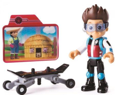 Spin Master Paw Patrol Figurka Ryder s akčními doplňky